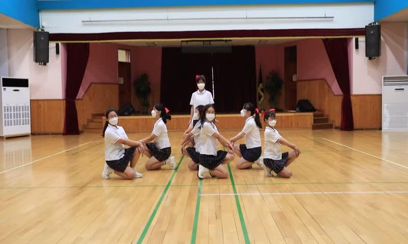 진안중 댄스부 공연 영상- 2021 화성오산 학교스포츠클럽 온라인 챌린지